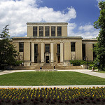 Penn State Pattee-Paterno Libraries. Photo courtesy of Penn State News.