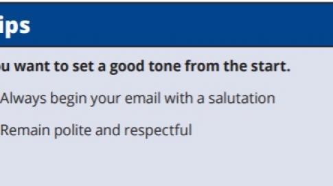 Tips on Maximizing Communication with Your Adviser