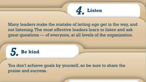 Leadership Secrets