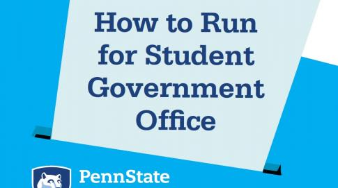 Student government infographic